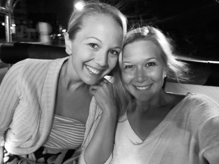 Thailand Sister Trip