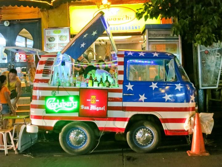 Street Bars bangkok