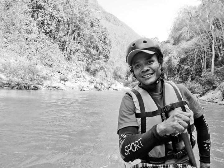 Rafting Pai to Mae Hong Son