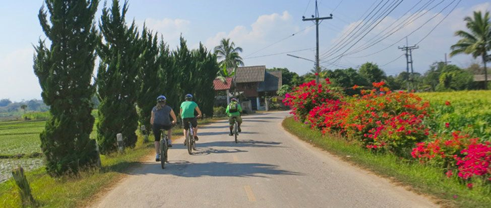 Chiang Rai by Bicycle thumbnail