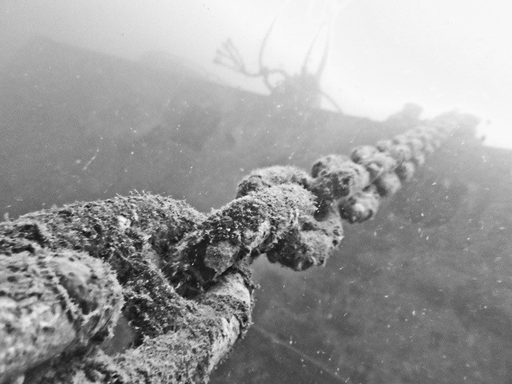 PADI Advanced Open Water Wreck Dive
