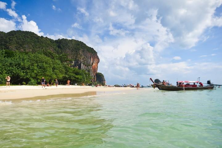 Pra Nang Beach, Railay