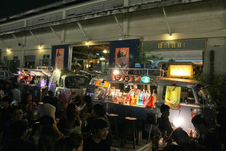 Talad Rot Fai, Bangkok