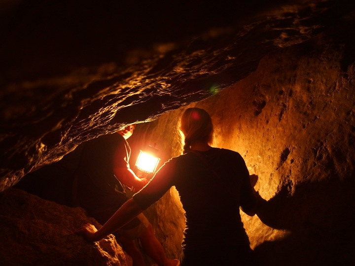 Cave Connection, Sagada, Philippines