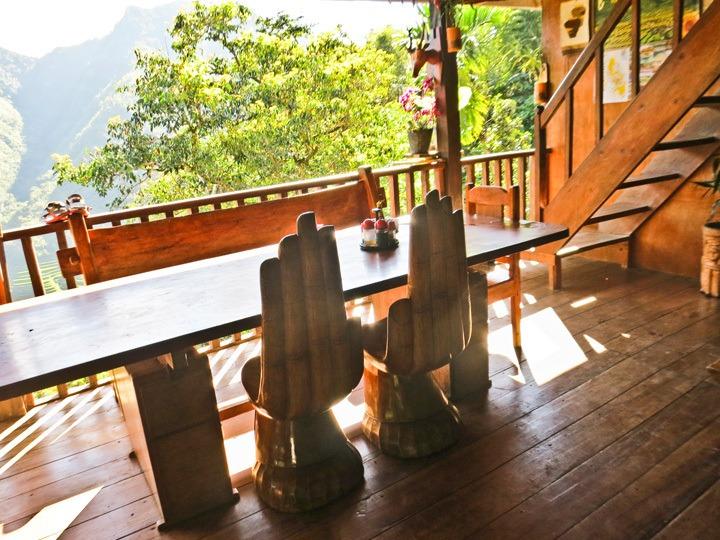 Accommodation in Batad
