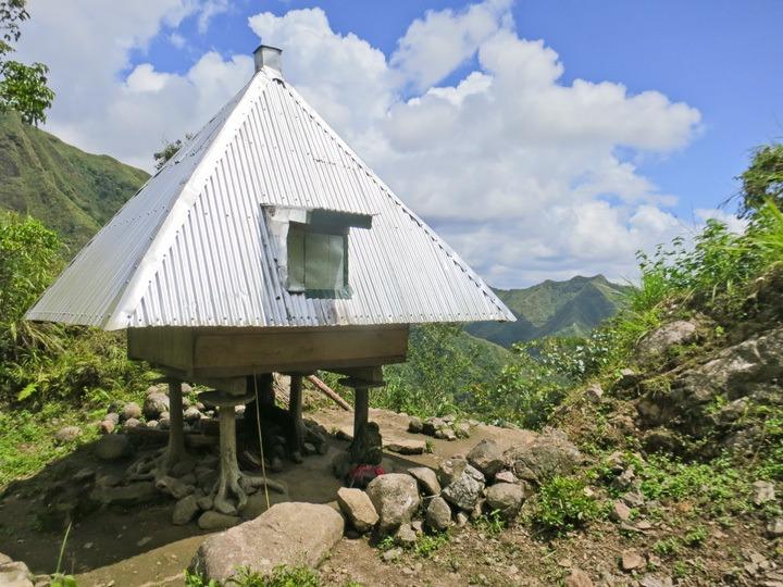 House in Batad, Philippines