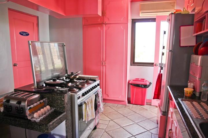 Pink Manila Kitchen