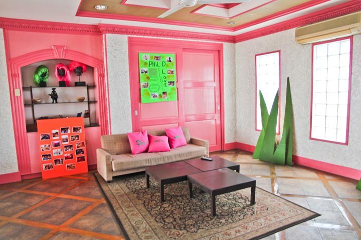 Pink Manila