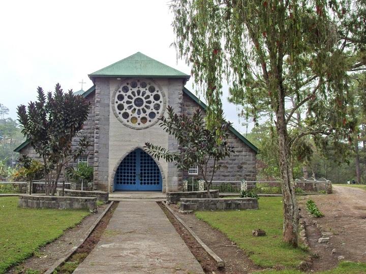 Sagada Town Chapel