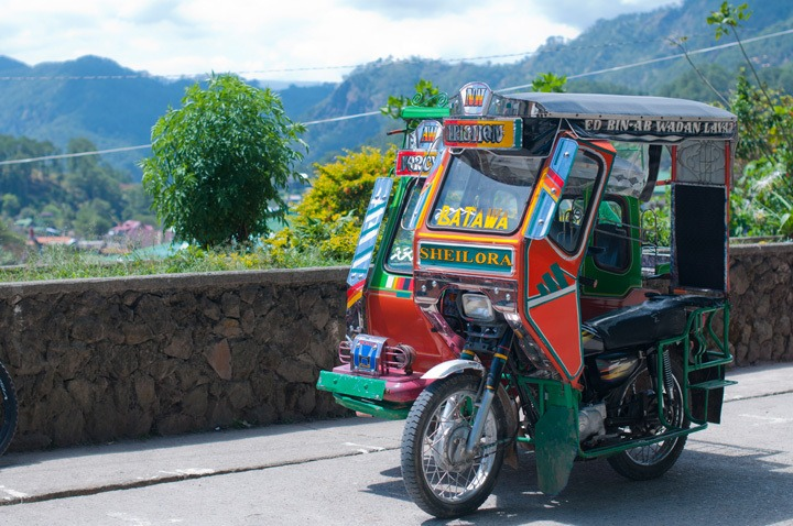Filipino Trike