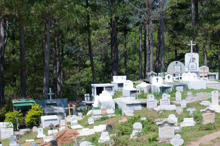 Graveyard, Sagada