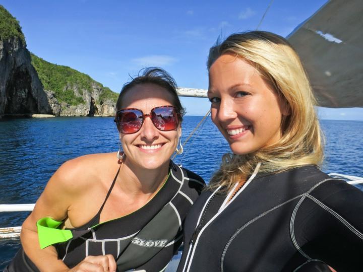 Scuba Diving in Philippines
