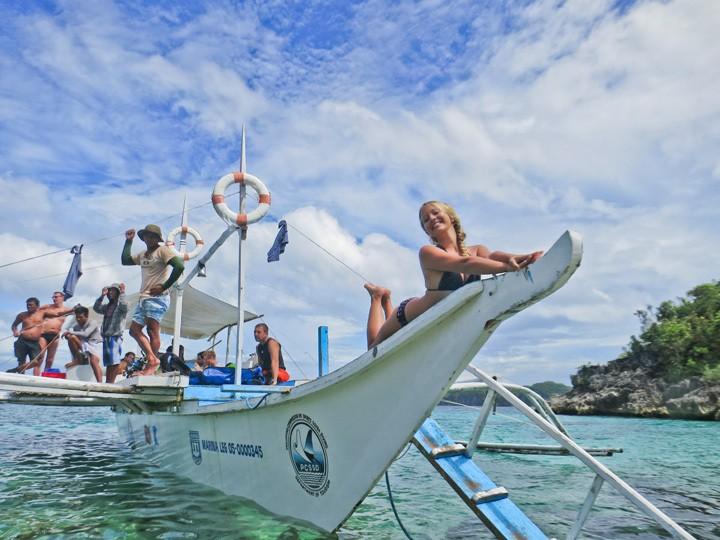 San Miguel Boat Trip