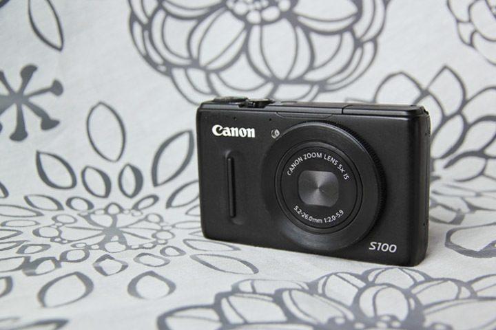 Canon s100