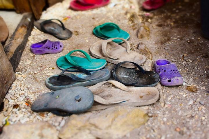 Flip Flops in the Philippines