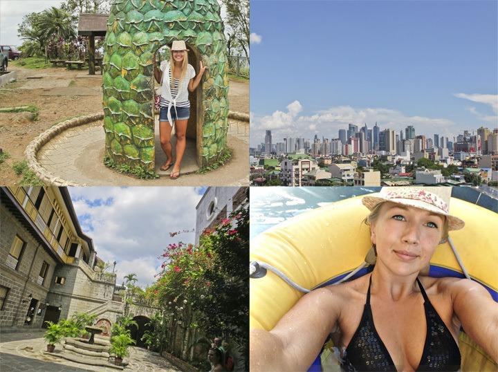Travel to Manila
