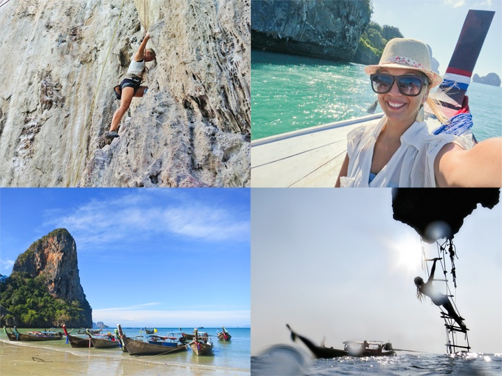 Travel to Railay