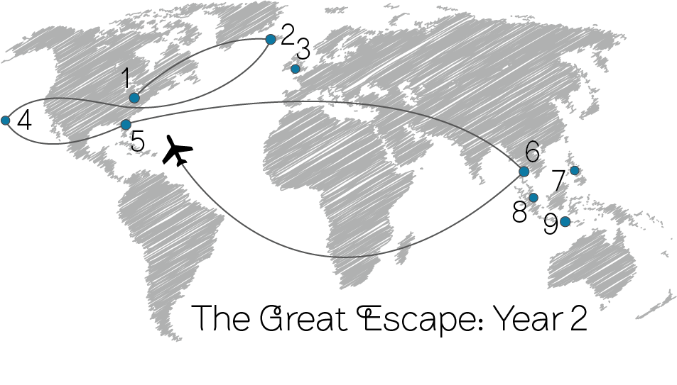 The Great Escape Year Two