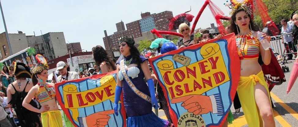 The Coney Island Mermaid Parade thumbnail