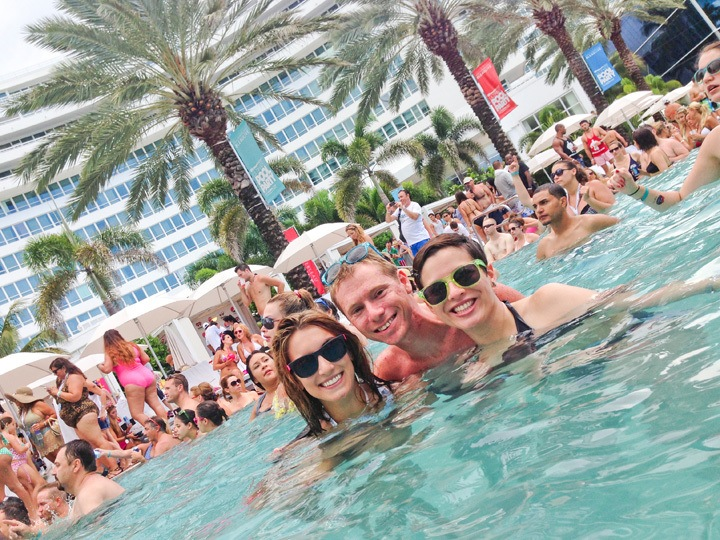 iHeartRadio Summer Pool Party in Miami