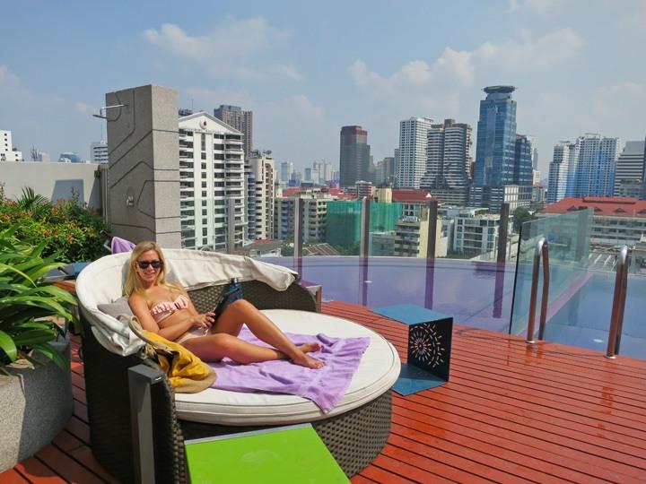 The Aloft Bangkok