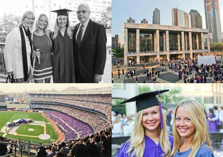 Home for Graduation