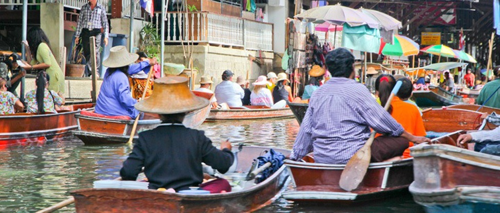 Are Bangkok's Floating Markets Still Worth It? thumbnail