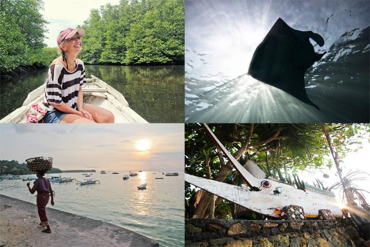 Travel to Nusa Lembongan