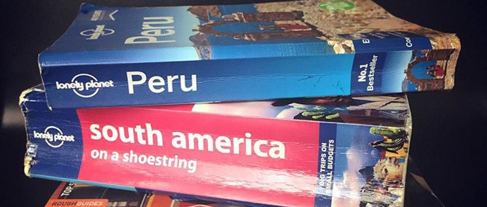 The Departure Lounge: Peru Edition thumbnail