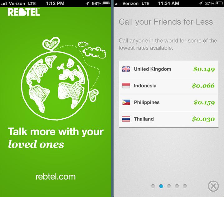 Rebtel App Review