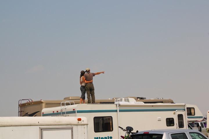 The Gate at Burning Man