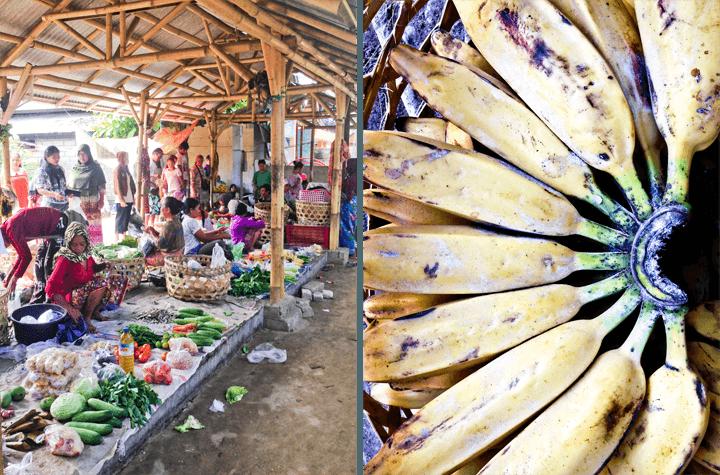 Gili Trawangan Market