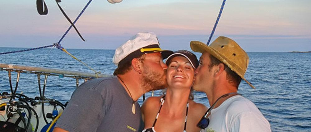 Earning Abroad: Crewing a Liveaboard in The Caribbean thumbnail