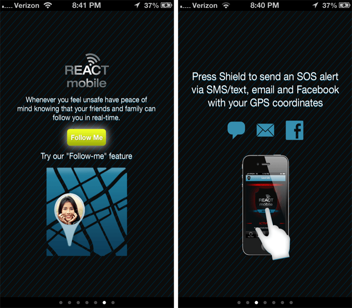 React Mobile App Review