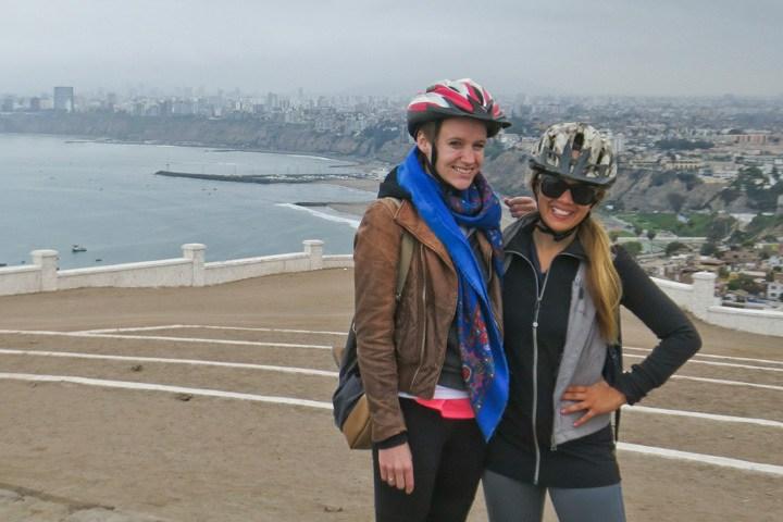 Lima Biking Tour
