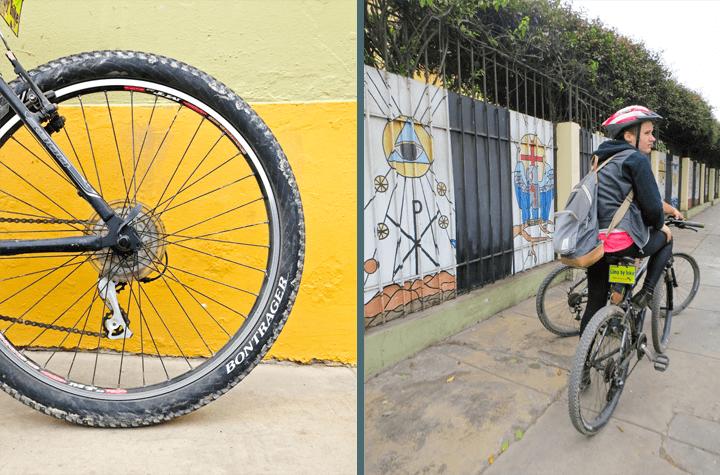 Viator Lima Coast Biking Tour