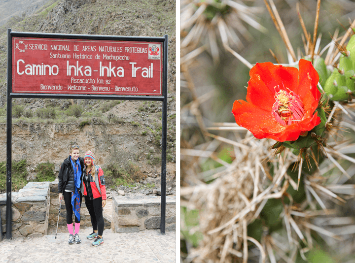 Starting Point of the Inca Trail