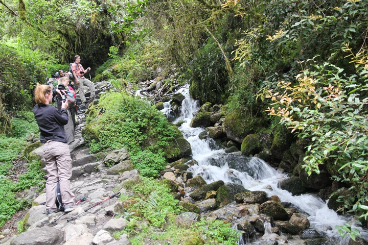 Day Two of the Inca Trail