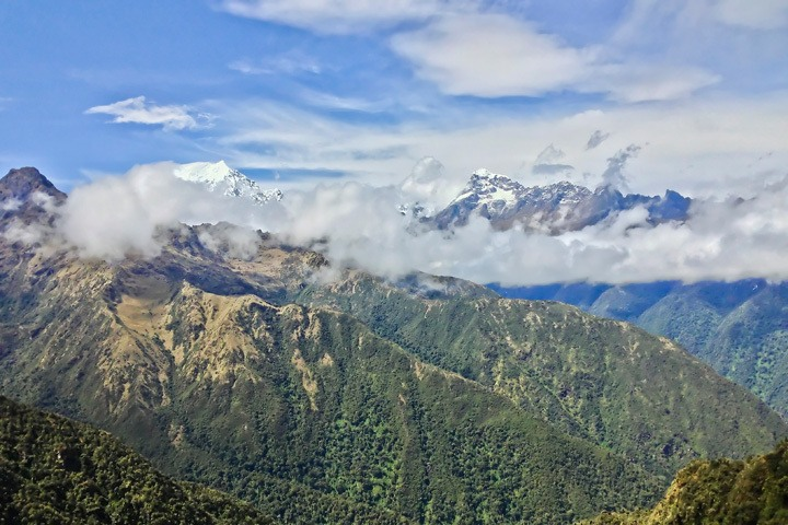 The Inca Trail in October
