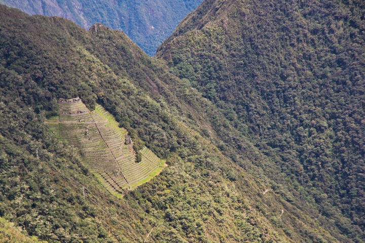 Inca Sites along the Inca Trail