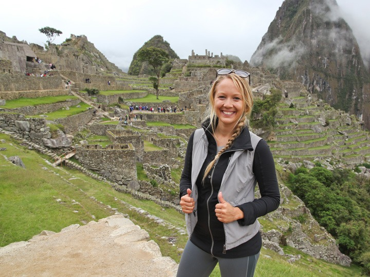 Completed the Inca Trail