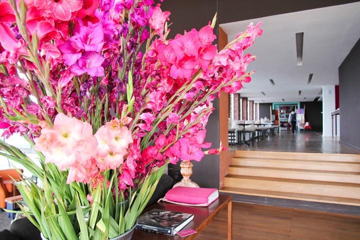 Dining Room, Hotel Titilaka, Lake Titicaca, Peru