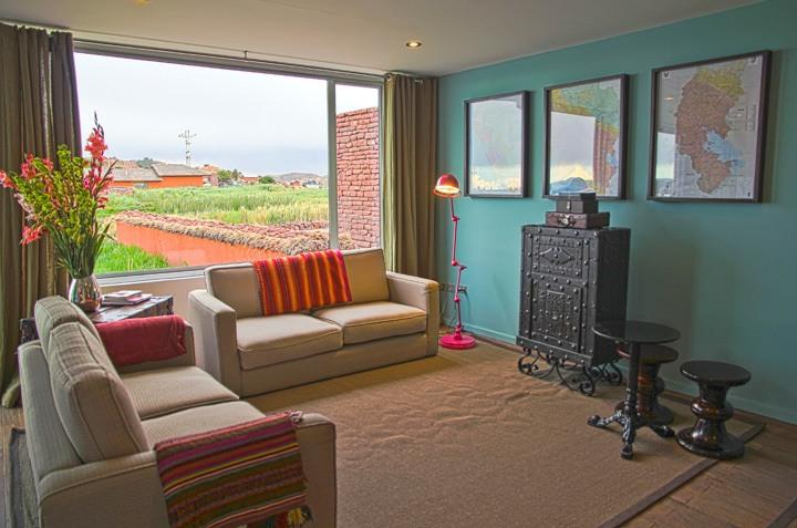 Excursion Room, Hotel Titilaka, Lake Titicaca, Peru