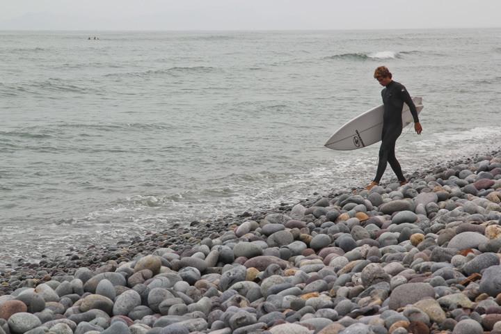 Surfing, Lima, Peru