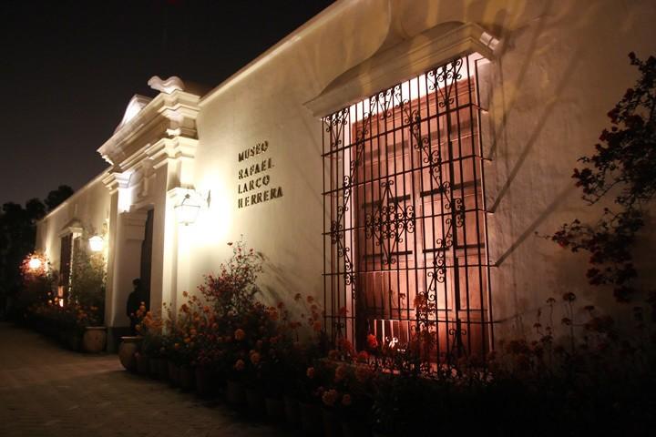 Museo Larco, Lima, Peru