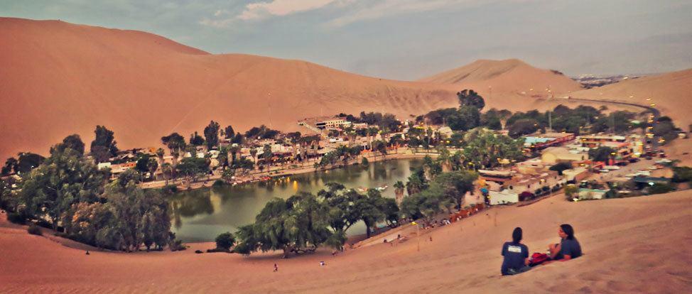 The Desert Oasis of Huacachina thumbnail