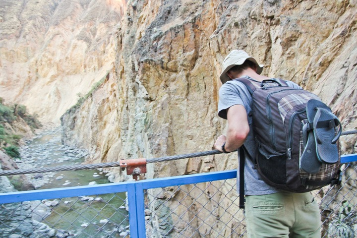 Hiking the Colca Canyon DIY