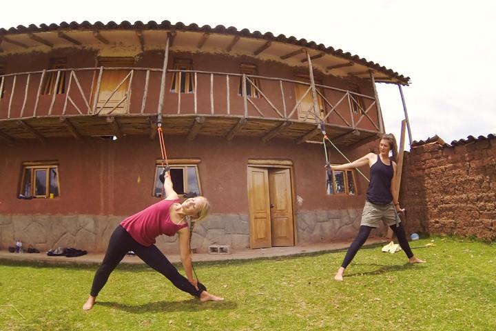 Crossfit Training Peru