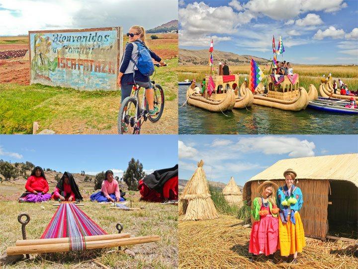 Lake Titicaca Travel Blog