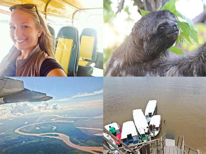 Peru Amazon Travel Blog